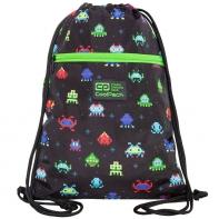 Worek szkolny na obuwie Coolpack Vert PIXELS