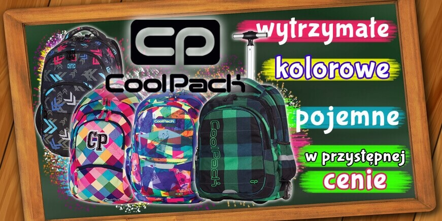 Plecaki coolpack